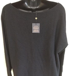 Crew-Neck Cashmere Sweater NWT